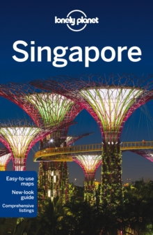 Lonely Planet Singapore, Paperback Book