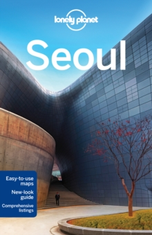 Lonely Planet Seoul, Paperback