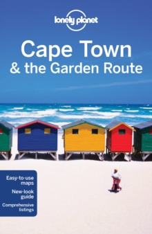 Lonely Planet Cape Town & the Garden Route, Paperback