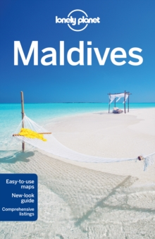 Lonely Planet Maldives, Paperback
