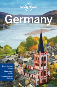Lonely Planet Germany, Paperback