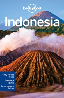 Lonely Planet Indonesia, Paperback