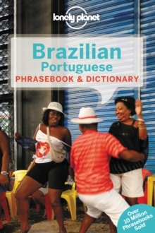 Lonely Planet Brazilian Portuguese Phrasebook & Dictionary, Paperback Book