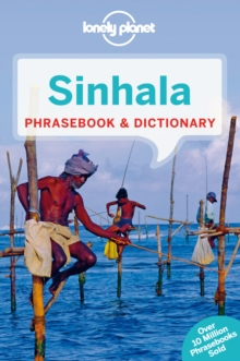 Lonely Planet Sinhala (Sri Lanka) Phrasebook & Dictionary, Paperback