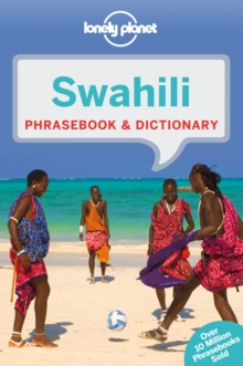 Lonely Planet Swahili Phrasebook and Dictionary, Paperback