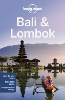 Lonely Planet Bali & Lombok, Paperback