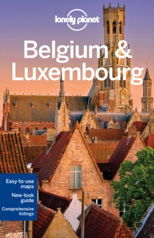 Lonely Planet Belgium & Luxembourg, Paperback