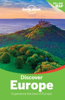 Lonely Planet Discover Europe, Paperback Book