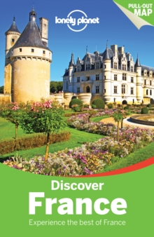 Lonely Planet Discover France, Paperback