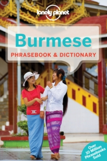 Lonely Planet Burmese Phrasebook & Dictionary, Paperback