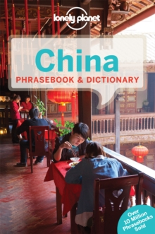 Lonely Planet China Phrasebook & Dictionary, Paperback