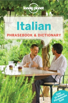 Lonely Planet Italian Phrasebook & Dictionary, Paperback