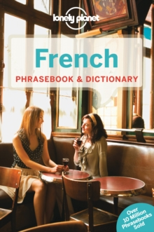 Lonely Planet French Phrasebook & Dictionary, Paperback