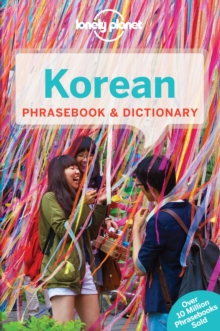 Lonely Planet Korean Phrasebook & Dictionary, Paperback