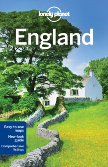 Lonely Planet England, Paperback