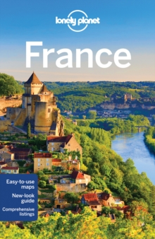 Lonely Planet France, Paperback Book