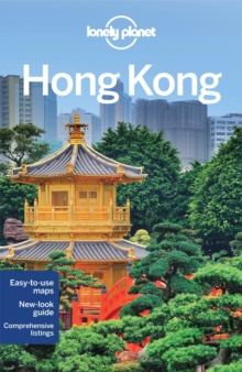 Lonely Planet Hong Kong, Paperback