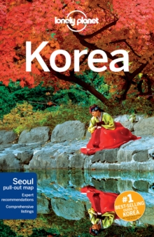 Lonely Planet Korea, Paperback