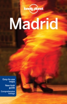 Lonely Planet Madrid, Paperback
