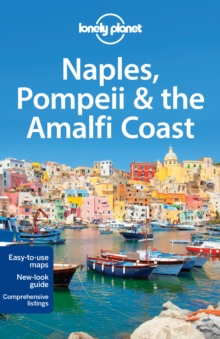 Lonely Planet Naples, Pompeii & the Amalfi Coast, Paperback