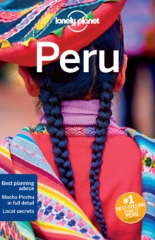 Lonely Planet Peru, Paperback