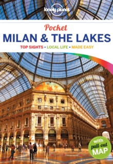 Lonely Planet Pocket Milan & the Lakes, Paperback