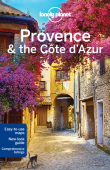 Lonely Planet Provence & the Cote d'Azur, Paperback