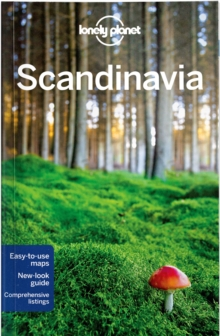 Lonely Planet Scandinavia, Paperback