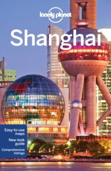 Lonely Planet Shanghai, Paperback