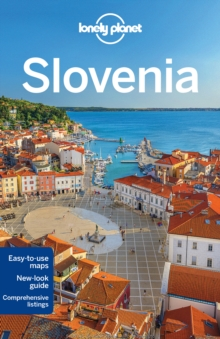 Lonely Planet Slovenia, Paperback