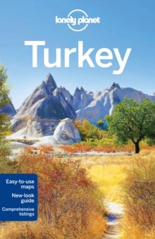 Lonely Planet Turkey, Paperback