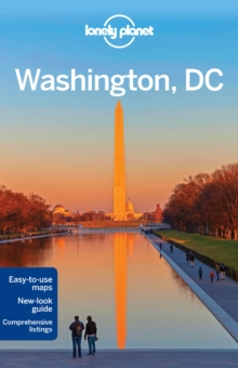 Lonely Planet Washington, DC, Paperback