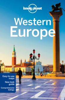 Lonely Planet Western Europe, Paperback Book