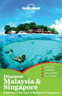Lonely Planet Discover Malaysia & Singapore, Paperback