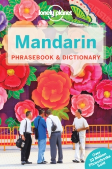 Lonely Planet Mandarin Phrasebook & Dictionary, Paperback