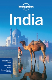 Lonely Planet India, Paperback