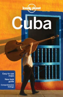 Lonely Planet Cuba, Paperback