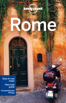 Lonely Planet Rome, Paperback Book