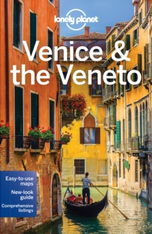 Lonely Planet Venice & the Veneto, Paperback