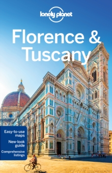 Lonely Planet Florence & Tuscany, Paperback