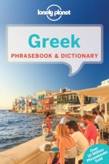 Lonely Planet Greek Phrasebook & Dictionary, Paperback