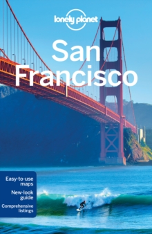 Lonely Planet San Francisco, Paperback