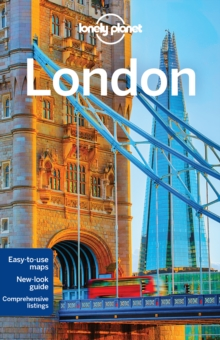 Lonely Planet London, Paperback