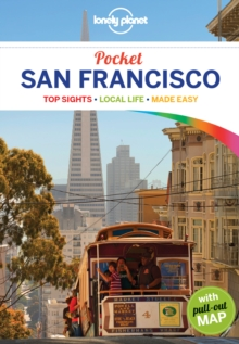 Lonely Planet Pocket San Francisco, Paperback