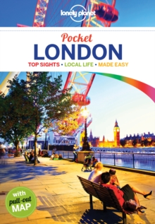 Lonely Planet Pocket London, Paperback