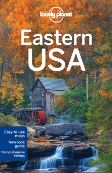 Lonely Planet Eastern USA, Paperback