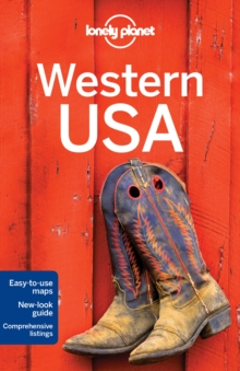Lonely Planet Western USA, Paperback