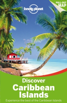 Lonely Planet Discover Caribbean Islands, Paperback