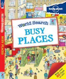World Search - Busy Places, Hardback