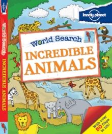 World Search - Incredible Animals, Hardback